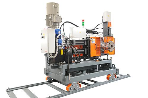 Filtre automatique à production continue ERF 250 + plastique recyclé