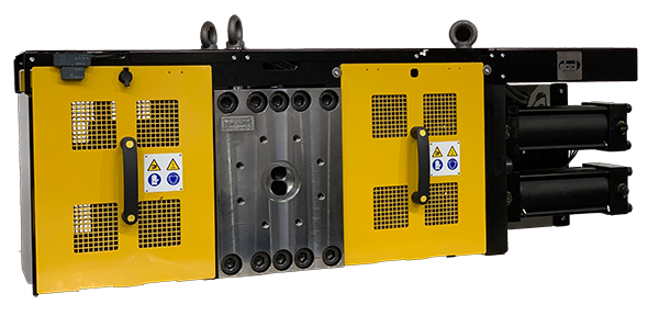 Filtre ETTLINGER automatique à production continue ERF 250 + fort taux de contamination +