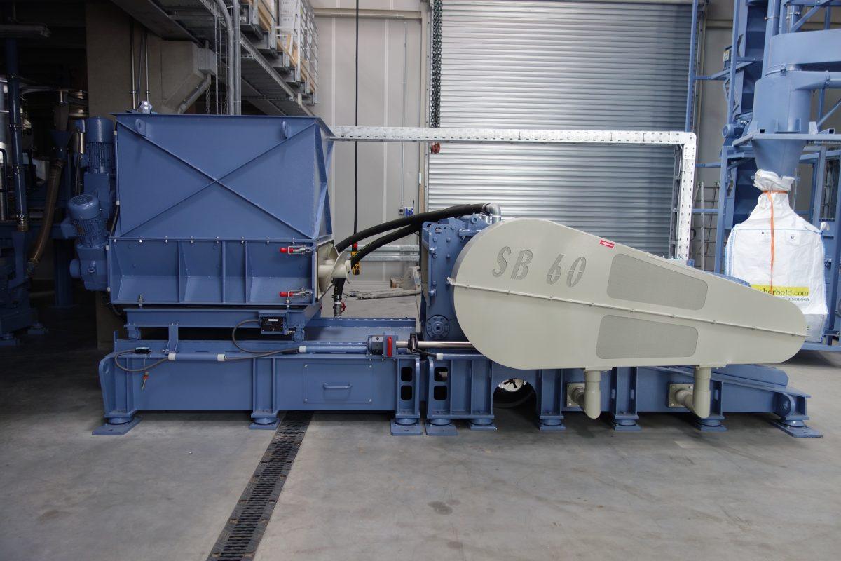Broyeur SML 60/100 HB - convertible sous eau